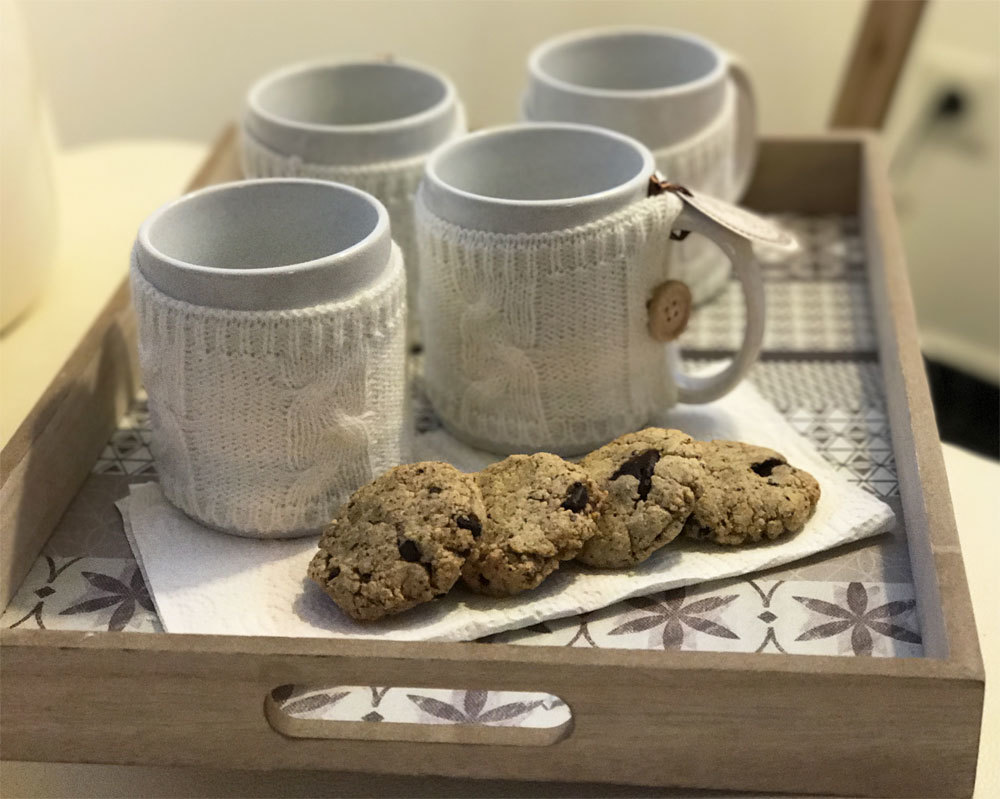 Photo - Cookies extra sain