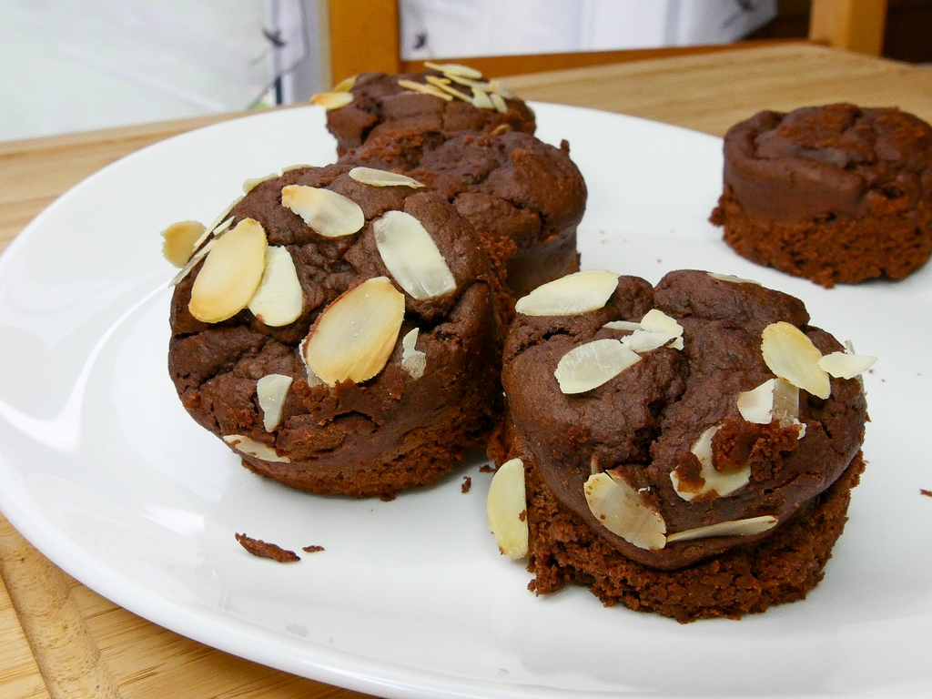 Photo - Muffins au chocolat (Vegan, Sans Sucres Ajoutés)
